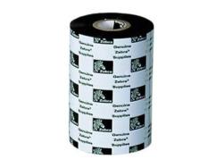 Taśma woskowo-żywiczna ZEBRA 3200 Premium czarna 64 mm x 74 m - 03200GS06407