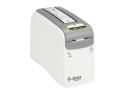Drukarka termiczna ZD510-HC Zebra; ZPL II, XML, 300 dpi, EU and UK Cords, USB, USB Host, Ethernet, BTLE